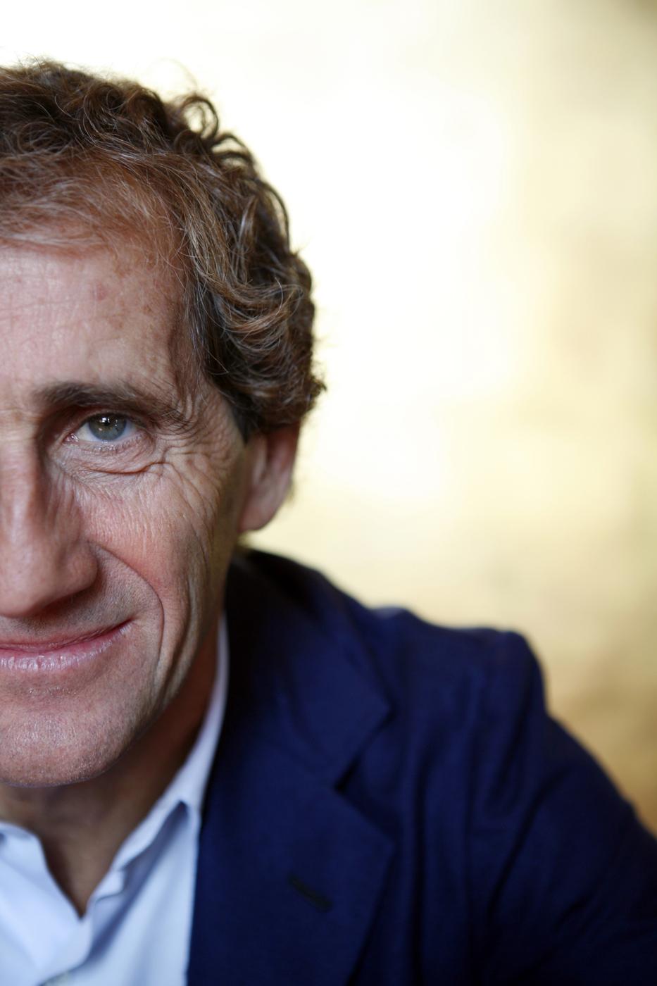 Alain Prost pour Alain Prost.