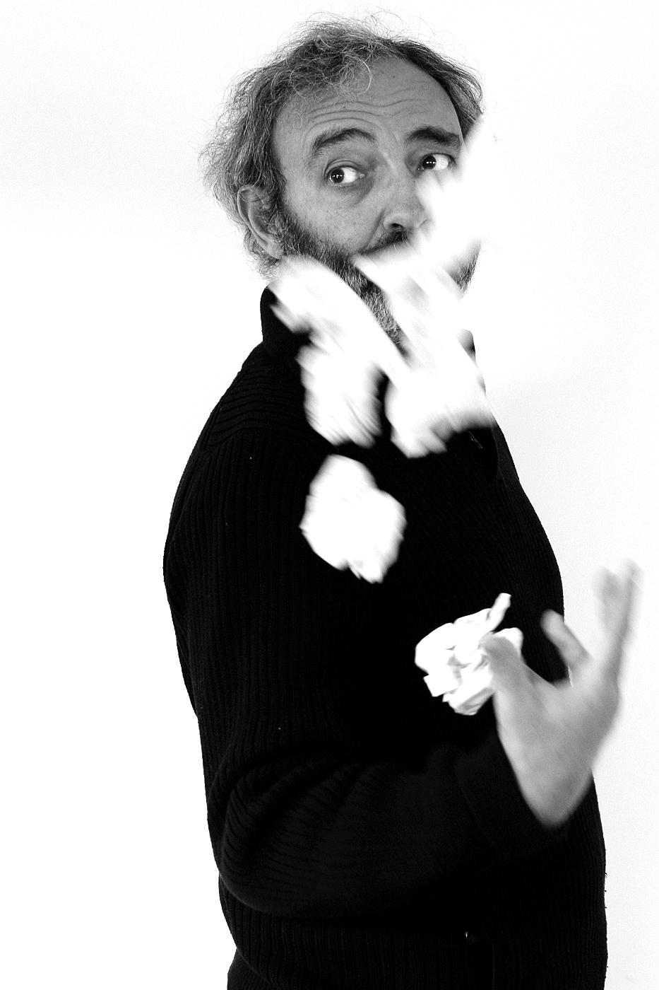 Dan Franck, écrivain.