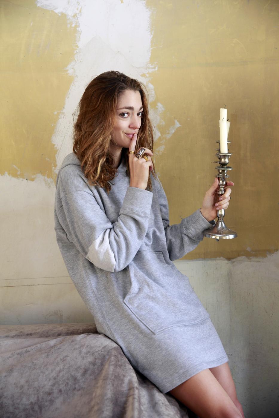 Sofia Sanchez Betak, styliste.